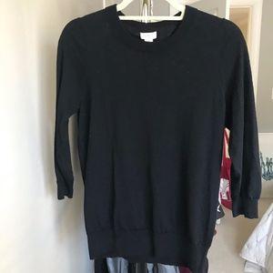 Jcrew Factory Teddie 3/4 Length Sweater